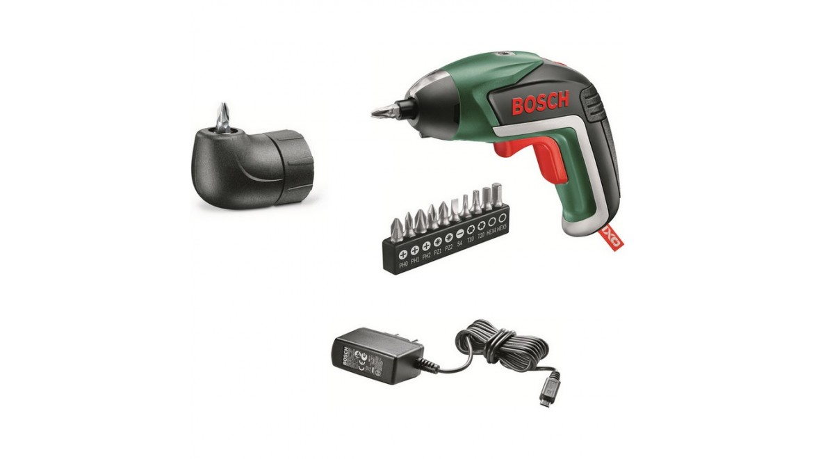 Отвёртка аккумуляторная Bosch IXO 06039A8021