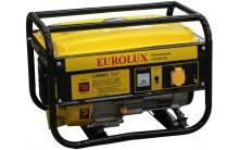Электрогенератор eurolux g4000a 3квт