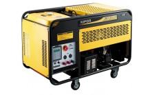Дизельный генератор kipor kde12ea3 8квт(400/230в) +авр