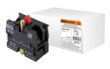 TDM Дополнительный контакт для светосигнальной арматуры c металлическим основанием 1з