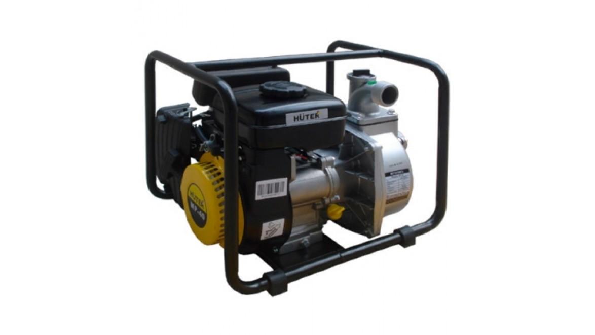 Мотопомпа мр-40 huter для чистой воды (300 л/мин)