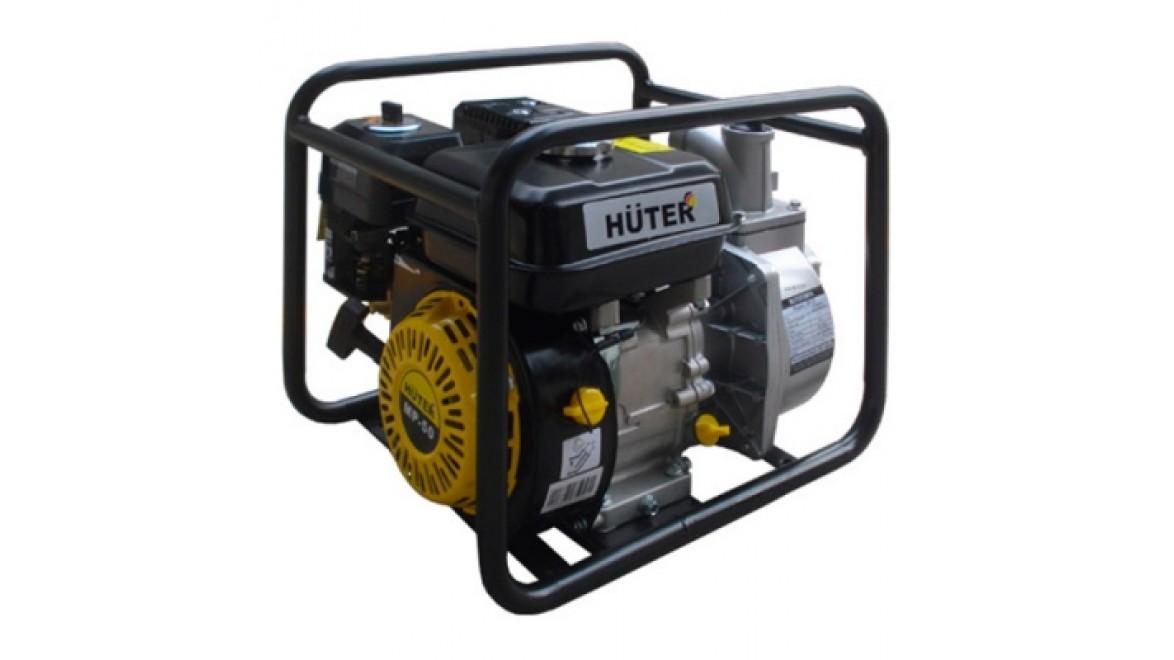 Мотопомпа мр-50 huter для чистой воды (600 л/мин)<br />