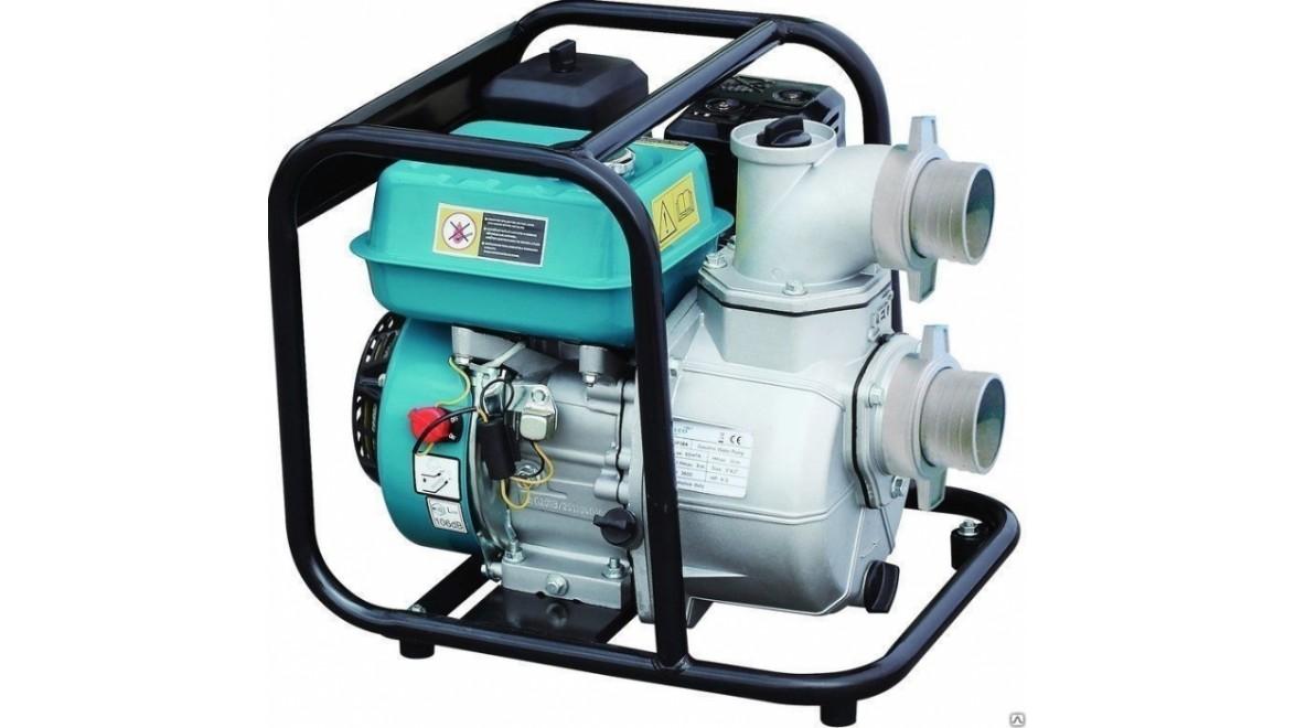 Мотопомпа бензиновая lgp 30-a leo 65 мм, max 29 м, 55000 л/час