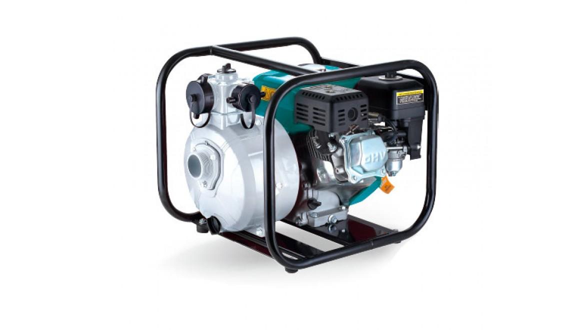 Мотопомпа бензиновая lgp 20-h leo 50 мм, max 58 м, 25000 л/час