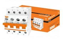 TDM Выкл. нагрузки (мини-рубильник) ВН-32 4P 50A