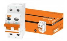 TDM Выкл. нагрузки(рубильник)ВН32 2П 32А