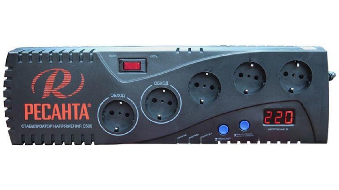 Стабилизатор 500С Ресанта