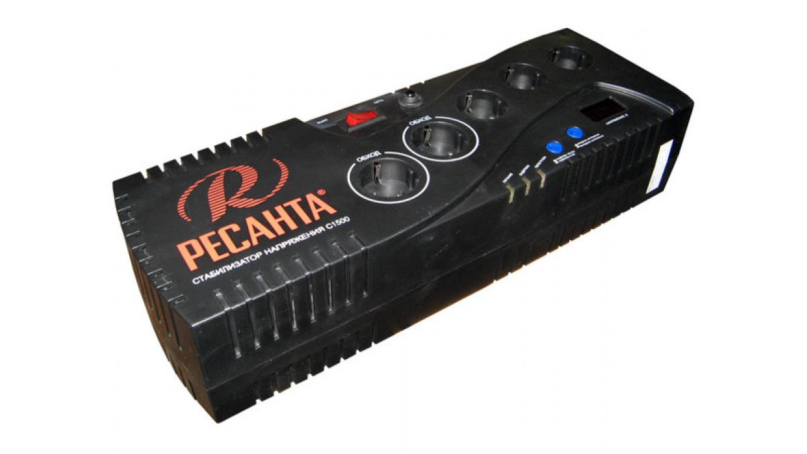 Стабилизатор 1500С Ресанта