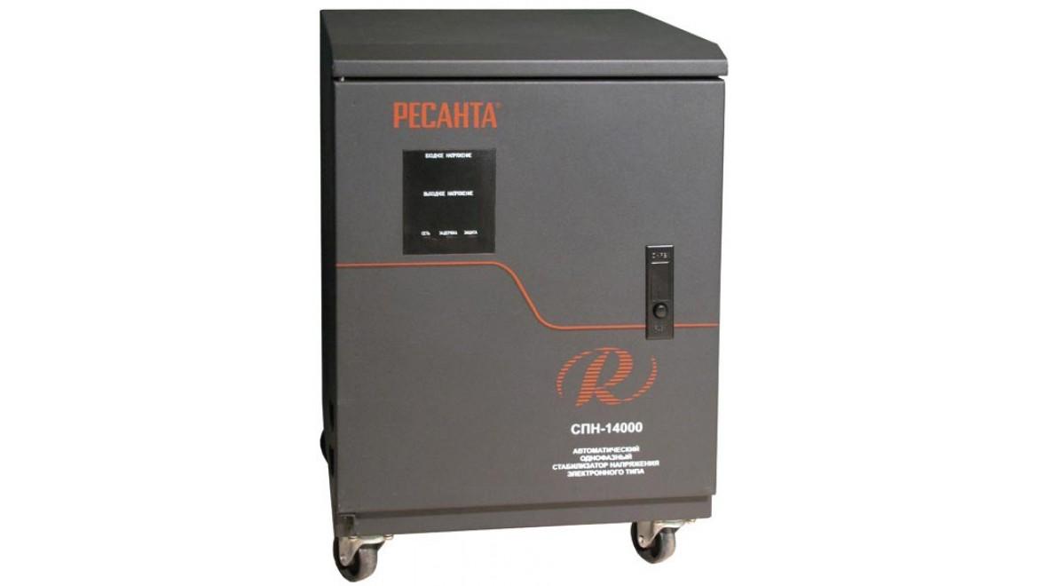 Стабилизатор 14000-СПН (17000 Вт) Ресанта