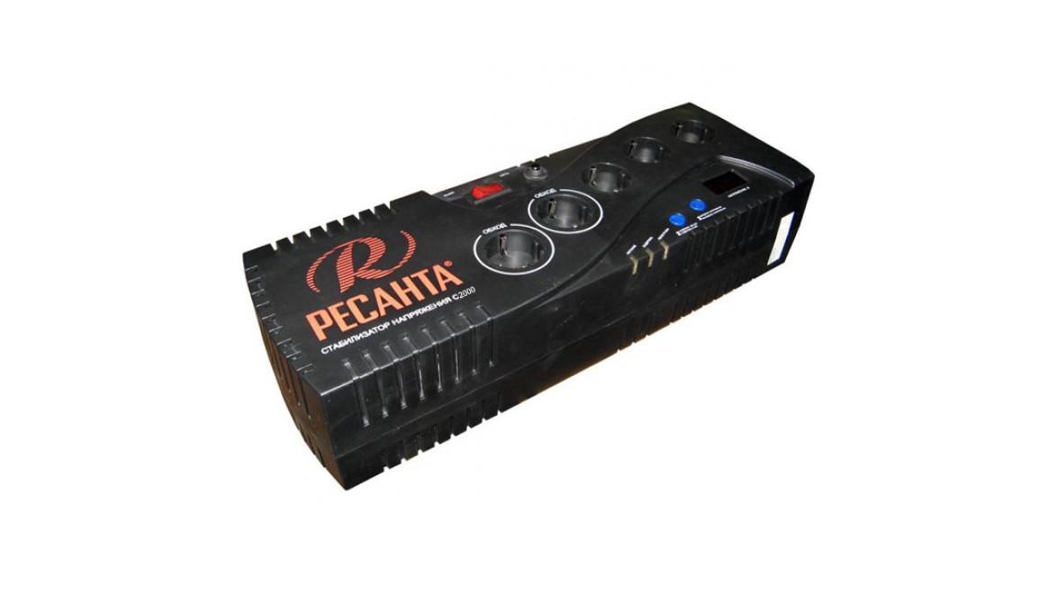 Стабилизатор 2000С Ресанта