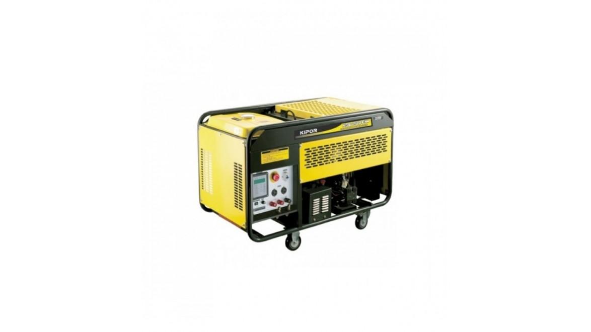 Бензиновый сварочный генератор KIPOR KGE280EW KGE280EW KIPOR