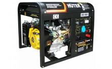 Бензиновый сварочный генератор HUTER DY6500LXW 64/1/18