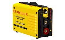 Инверторный сварочный аппарат iwm 160 eurolux